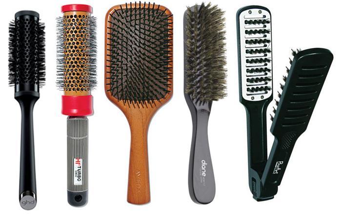 1d5970f55 Como escolher suas escovas de cabelo: para escovar, modelar e ...