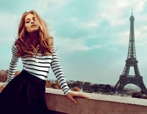 Como se vestir como uma parisiense