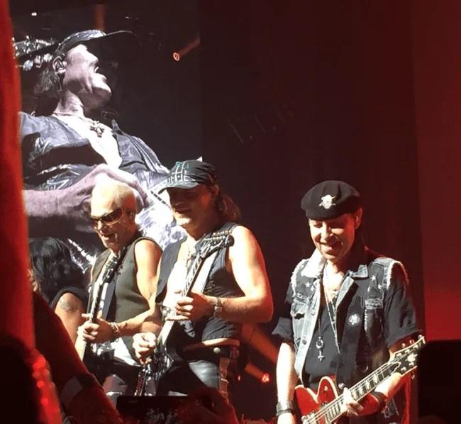 Show do Scorpions.
