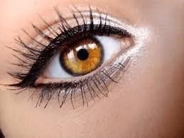 Ponto de luz da maquiagem