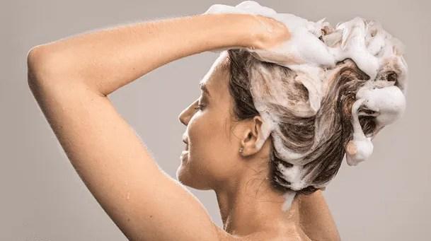 Desamarelador de cabelos
