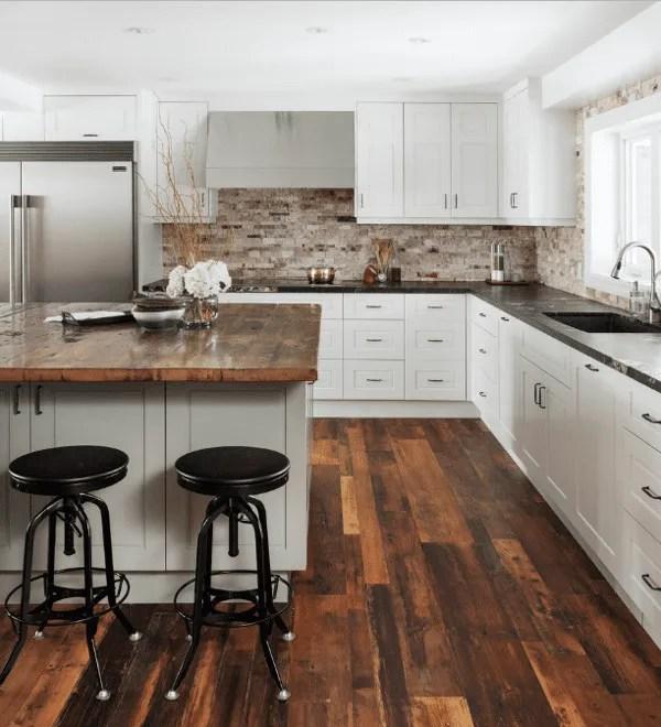 Medidas para a cozinha e a sala de jantar