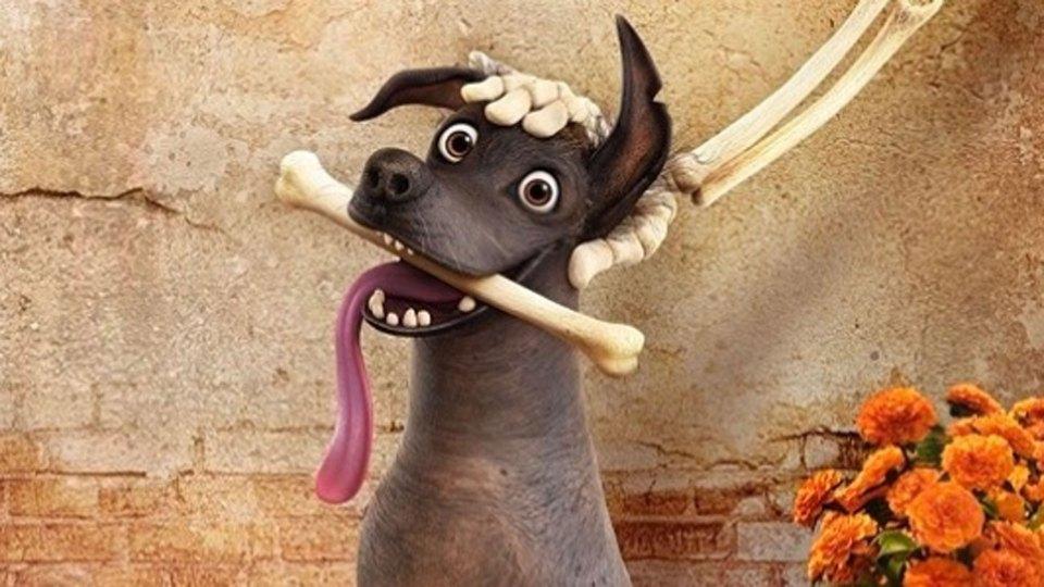 En la película de Disney, Coco, aparece un perro Xoloitzcuintle