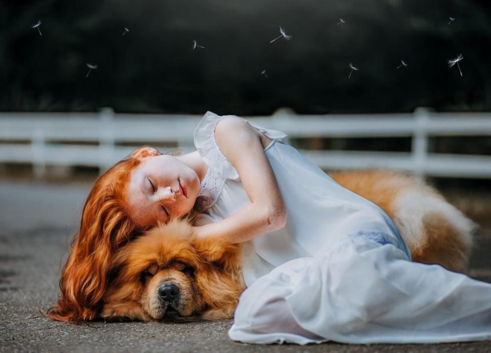 Los niños pueden beneficiarse considerablemente de la Terapia animal para personas