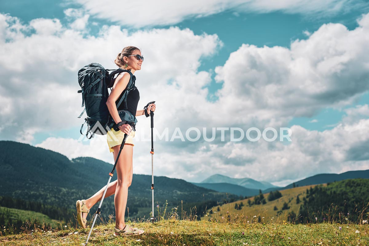 Mejores Bastones Trekking y Senderismo