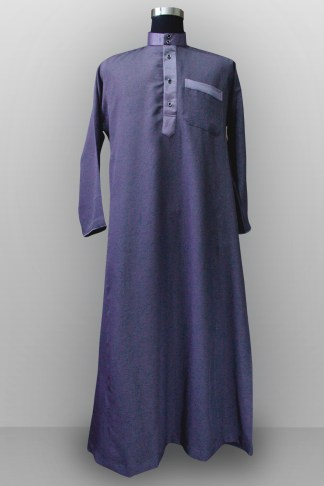 Gamis Al Marih - Modest Violet for Web