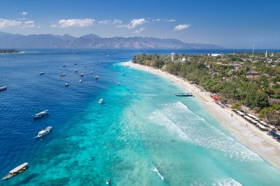 Which is the Best Beach on Gili Trawangan for You? | Villa ...