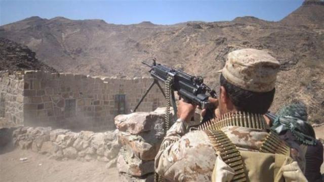 الجيش الوطني يحرر مناطق جديدة في ماوية شرق تعز ويكبد المليشيا خسائر كبيرة