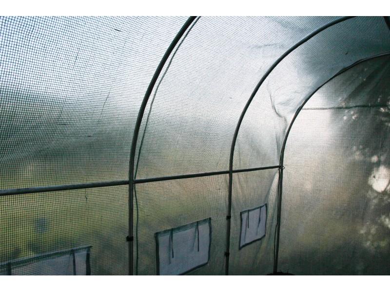 bache pour serre tunnel 3x3