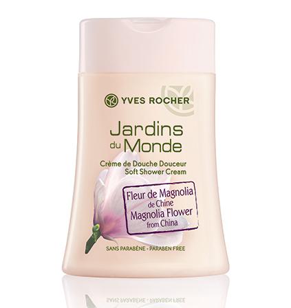 Yves Rocher Gel Douche Magnolia