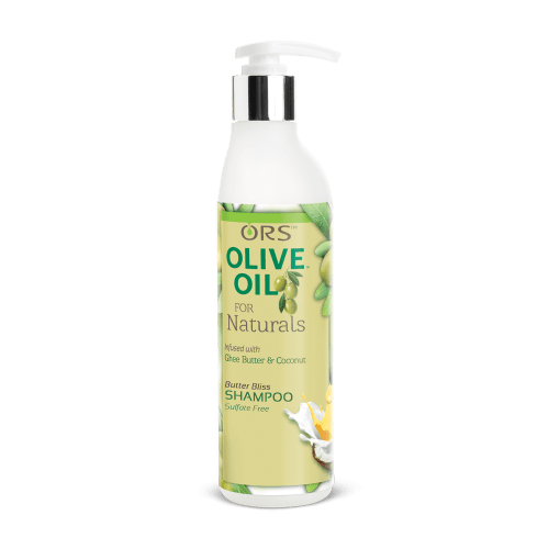 ORS FOR NATURALS OLIVE OIL Shampoing