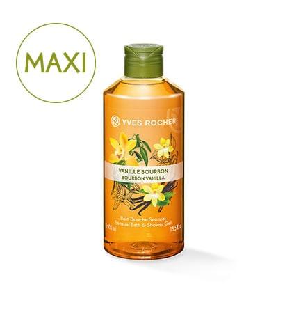YR_Maxi Bain Douche Vanille Bourbon 400 ml