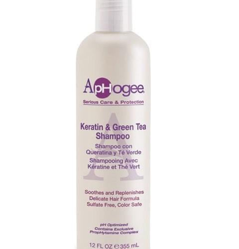 APHOGEE Keratin & Green Tea Shampoo