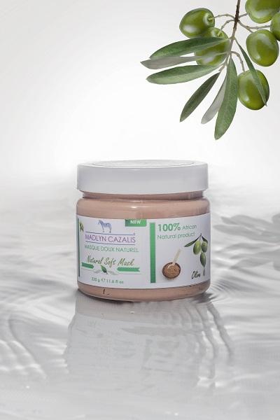 MCZ Masque Doux Naturel à L'huile d'Olive