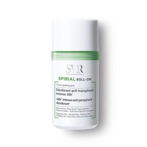 SVR - Spirial Déodorant Anti Transpirant Intense - 50ml