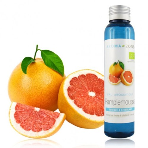 AROMAZONE - Hydrolat de Pamplemousse BIO 200 ml