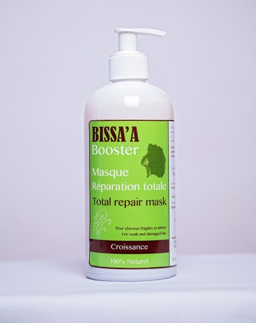 BISSAA COSMETICS - Masque réparation Totale