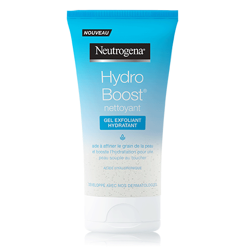 Neutrogena Hydro Boost Gel Nettoyant Exfoliant