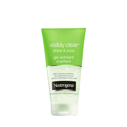 Neutrogena Visibly Clear Shine & pore Gel Exfoliant Matifiant