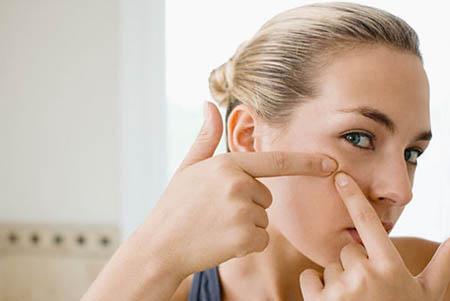 Skin laser treatment for scars