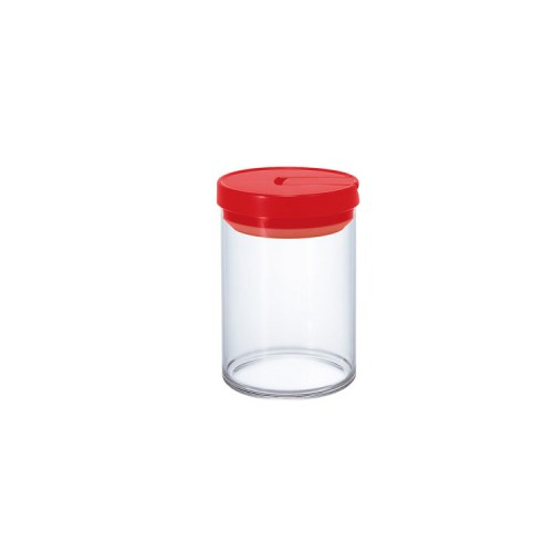 Hario Canister 800ml Red MCN-200R