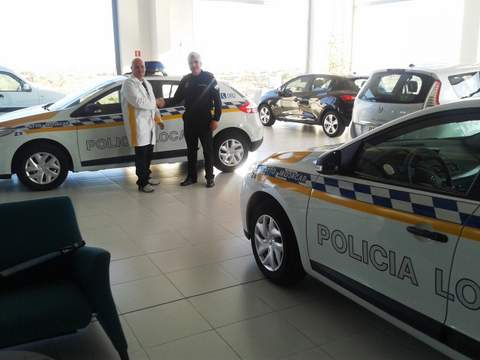 La Policía Local de Mojácar incorpora dos vehículos nuevos a su parque móvil