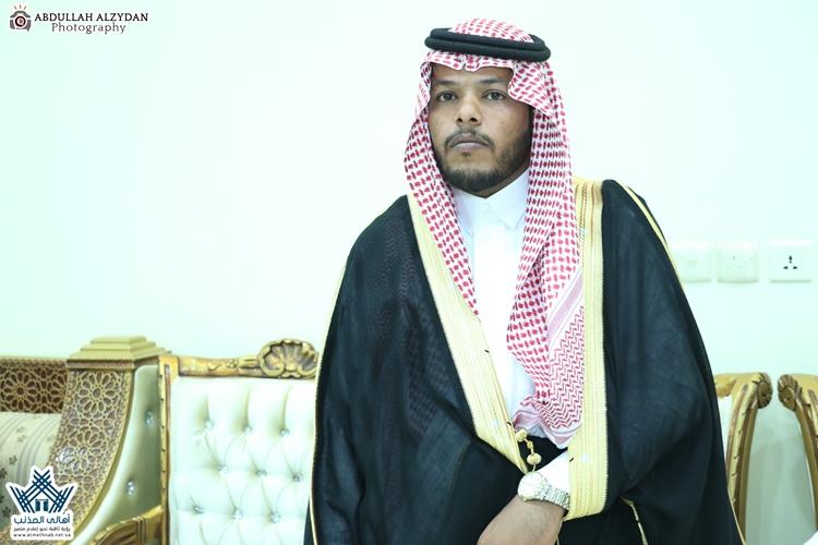 تغطية زواج الشاب: حمود بن رفاعي الشتيلي في محافظة المذنب