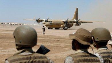 قوات من التحالف العربي في اليمن