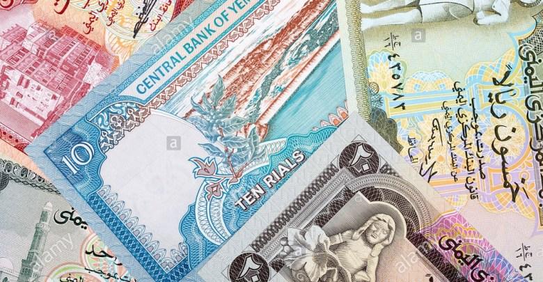 انهيار الدولار أمام الريال اليمني