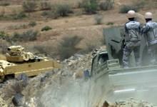 الحوثيون يسيطرون على جبهة الملاحيظ بالكامل