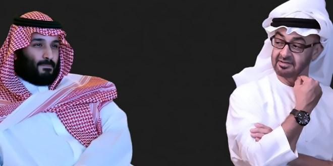 """""""مجتهد"""" يفجر مفاجأة ثقيلة ويكشف عن الشخصية الاستخباراتية التي فرضها """"محمد بن زايد"""" على ولي العهد السعودي وتحظى بصلاحيات مطلقة (الاسم والتفاصيل)"""