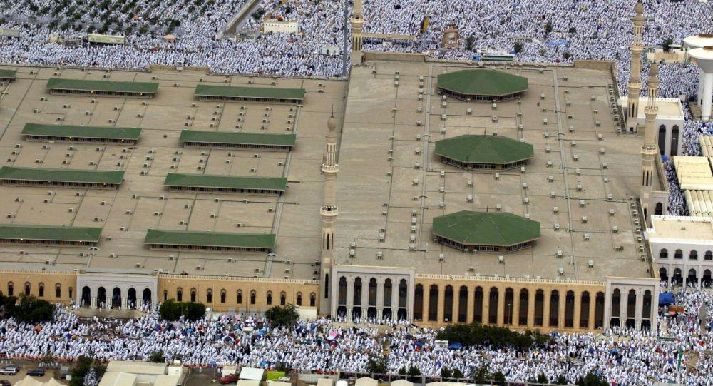 مكة خلال موسم الحج