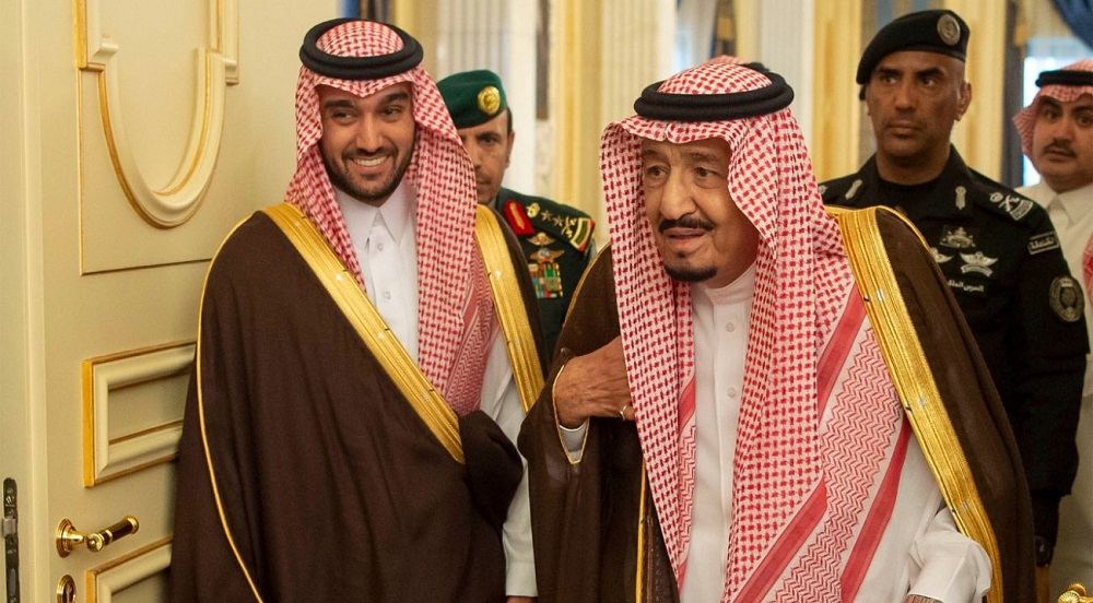 تقرير أمريكي يكشف مفاجأة عن 3 من أبناء الملك سلمان استراتيجية