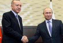 أردوغان يعلن اتفاق تاريخي بشأن سوريا