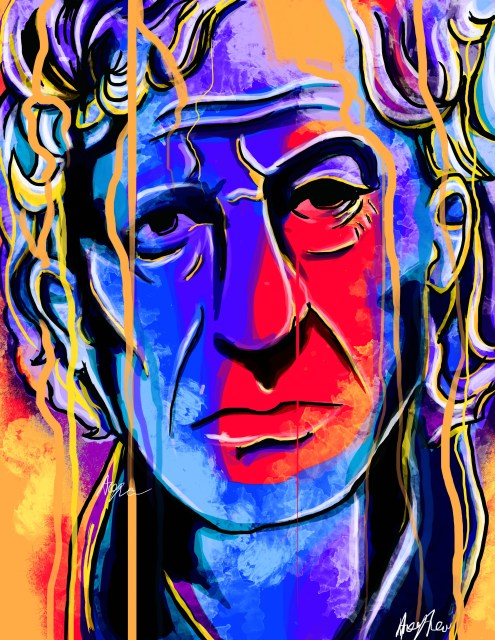 3rd doctor painting