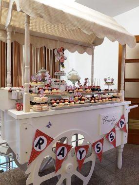 candy bar nunta la almira ballroom