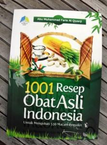 1001 resep obat asli indonesia - toko almishbah2
