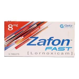 Zafon Fast Tablet 8mg