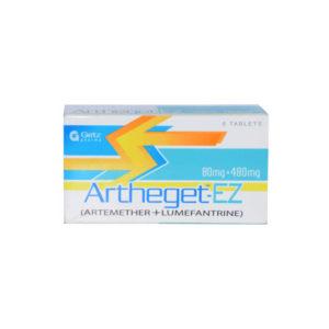 Artheget Ez 80plus480mg Tablet
