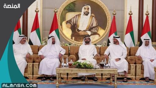 من هم حكام الإمارات السبعة الحاليين