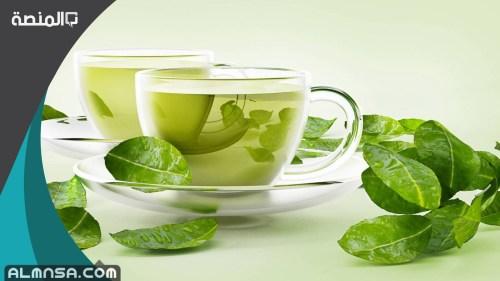 افضل انواع الشاي الاخضر