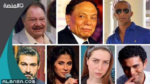 اسماء مسلسلات رمضان المصرية 2021