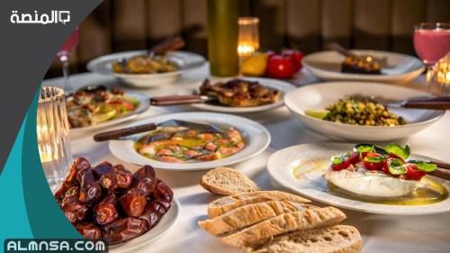 تفسير حلم افطار الصائم في رمضان