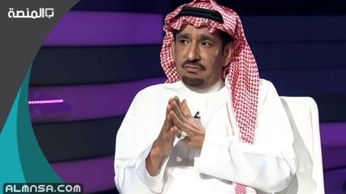 كم عمر عبد الله السدحان