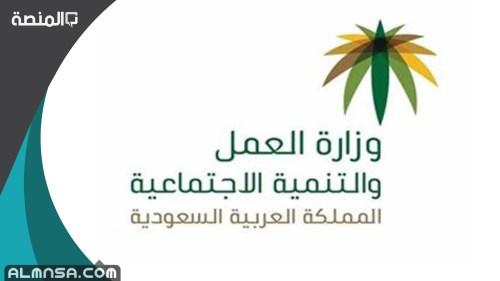 الاستعلام عن موظف سعودي في وزارة العمل