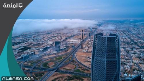 افضل احياء الرياض في المستقبل