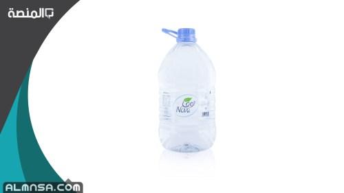 ترتيب أفضل مياه فى السعودية 2021