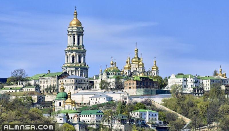اهم المناطق السياحية فى اوكرانيا بالصور