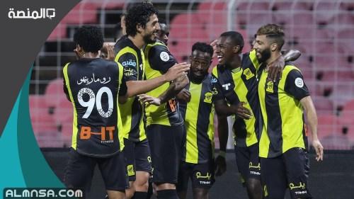 اسماء لاعبين الاتحاد السعودي 2021 بالصور