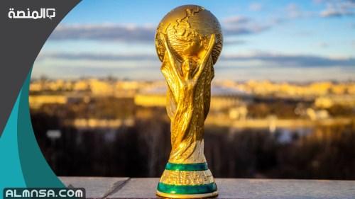 كم منتخب يتاهل لكأس العالم من افريقيا